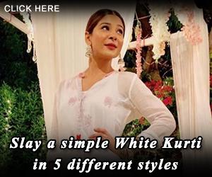 White Kurti fashion tips