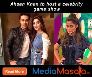 Ahsan Khan to host a celebrity game show