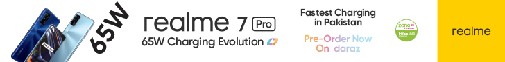 Realme 7 Pro - 65W Charging Evolution