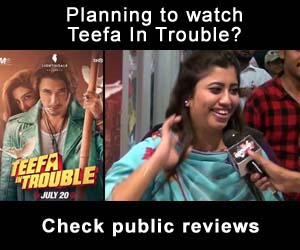 Teefa In Trouble public review - Ali Zafar