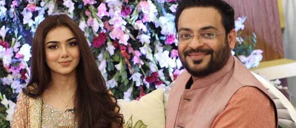 Unknown facts about Aamir Liaquat and his new wife