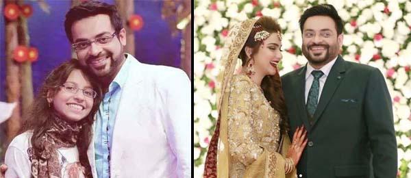 Aamir Liaquat Hussain 2nd marriage