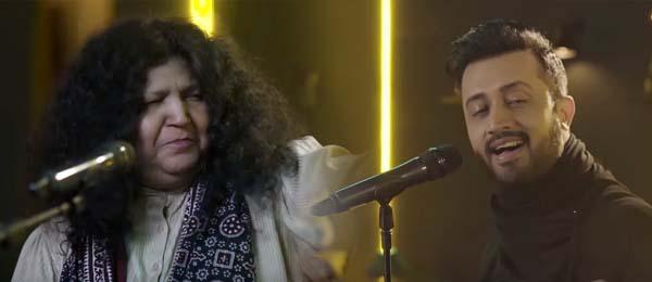 Pardadari Atif Aslam & Abida Parveen
