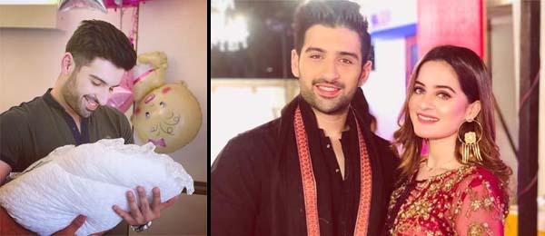 Aiman & Muneeb named their daughter Amal Muneeb