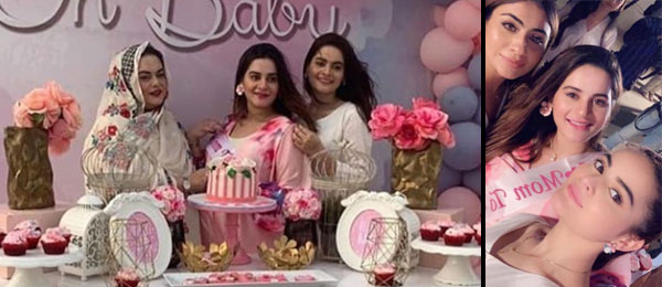 Aiman Khan to become mother of a baby girl