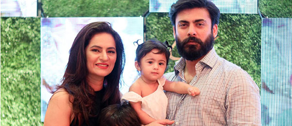 Fawad Khan breaks silence over anti-polio issue of his daughter