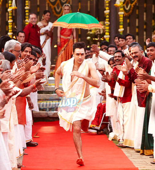 Lungi Dance Chennai Express Free Download: Imran Khan's South Indian Look In Lungi For Gori Tere