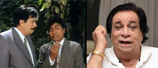Kader Khan passed away