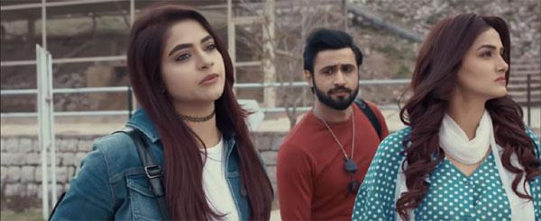 Kataksha Pakistani horror film cast