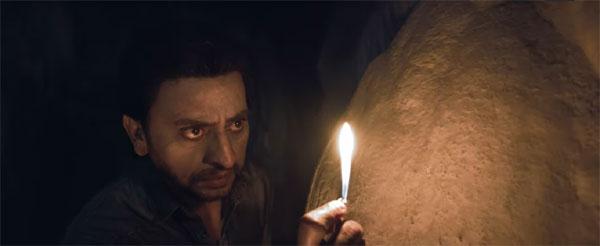 Saleem Mairaj in movie Kataksha