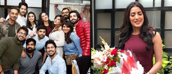 Mehwish Hayat Birthday party 2019