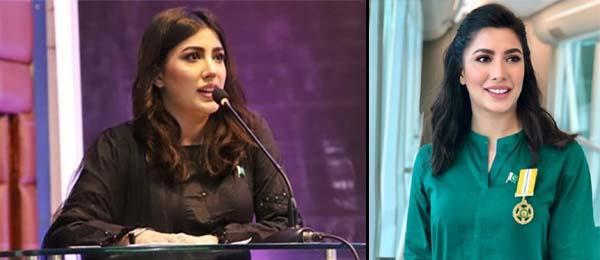 Mehwish Hayat speaks about Kashmir issue