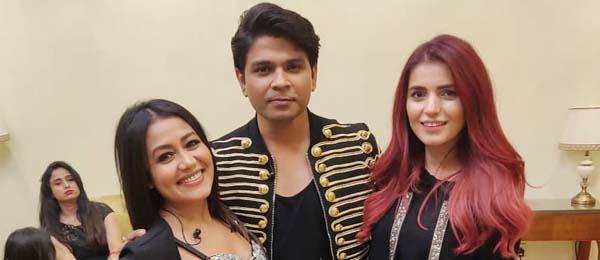 Momina Mustehsan & Ankit Tiwari performed together in Dubai