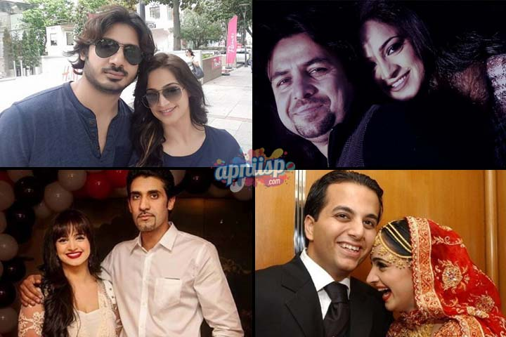 After Her Third Marriage She Decided To Get Married Once Again For The Forth Timeand This Time Was With Singer Wali Hamid Khan From Band Raga Boyz
