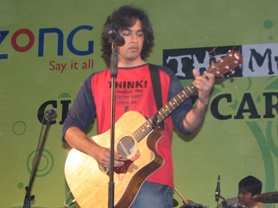Shehzad Roy - Live in concert