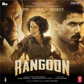 Mp3 Songs of movie Rangoon