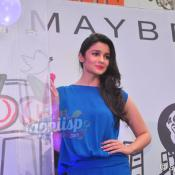 Alia Bhatt launches Maybelline Color Show