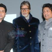 Amitabh Bachchan launches trailer of Heartless