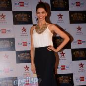 Celebrities on the red carpet of The Big Star Entertainment Awards 2013