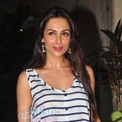 Malaika Arora launches Naturals Marvie Lounge