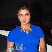 Priyanka Chopra at the special screening of Mary Kom