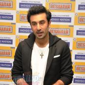 Ranbir Kapoor unveils the Besharam inspired collection