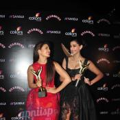 Red Carpet of Stardust Awards 2014