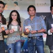 Sachin Tendulkar launches music of movie Heartless