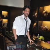 Shahrukh Khan, Boman Irani & Zarine Khan at Lista Jewels launch