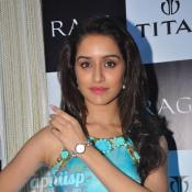 Shraddha Kapoor launches Titan Raga collection