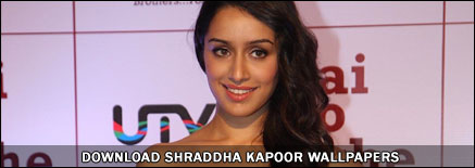 Download Shraddha Kapoor Wallpapers