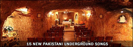 15 New Pakistani Underground Songs