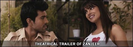 Theatrical Trailer of Zanjeer