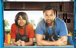 Poster of movie Chef