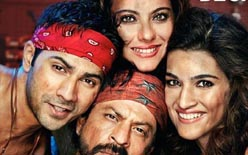 Poster of movie Dilwale