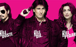 Poster of movie Kill Dil