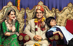 Poster of movie Tanu Weds Manu Returns