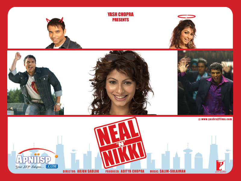 Neal 'n' Nikki (2005) Torrent Download Movie