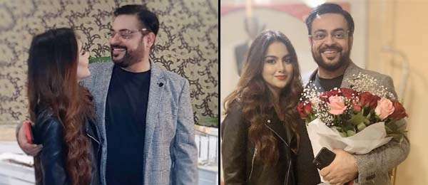 Aamir Liaquat & Syeda Tuba celebrates first wedding anniversary