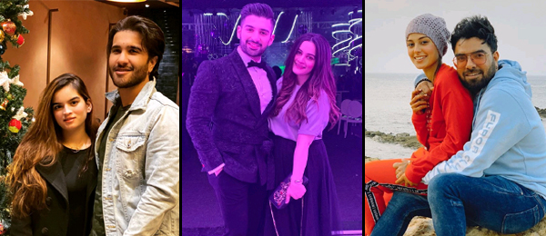 Pakistani celebrities started their New Year 2020