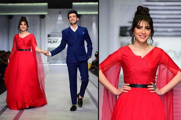 Neelam Muneer & Sami Khan at Hum Showcase 2019