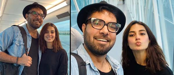 Iqra Aziz & Yasir Hussain together in a film and drama