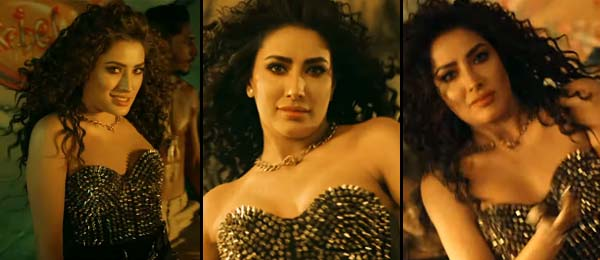 Mehwish Hayat new item song Gangster Guriya in Baaji