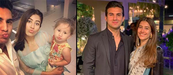 Syra & Shahroz separated after 7 years of marriage
