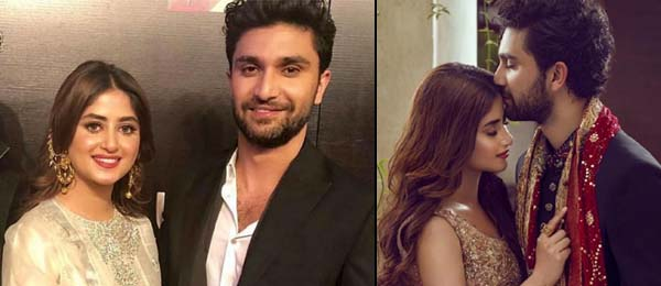 Sajal Aly & Ahad Raza Mir getting married?