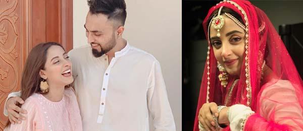 Sanam Chauhdry denies rumors of leaving showbiz