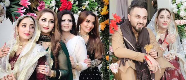 Sanam Chauhdry gets married to Somee Chohan