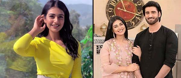 Sarah Khan reveals reason behind her breakup with Aagha Ali