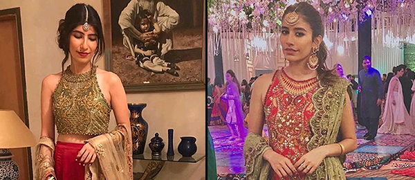 Syra Shehroz & Palwasha Yousaf rocke the dance floor with their moves