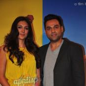 Abhay Deol launches trailer of One By Two